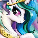 Princess Celestia by AngelTripStudio
