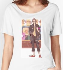 Street Fashion Ignis Women's Relaxed Fit T-Shirt