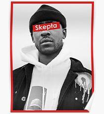 Rap Greats - Skepta Poster