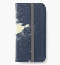 Vinilo o funda para iPhone MOON CLIMBING