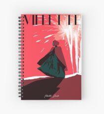 Villette Spiral Notebook