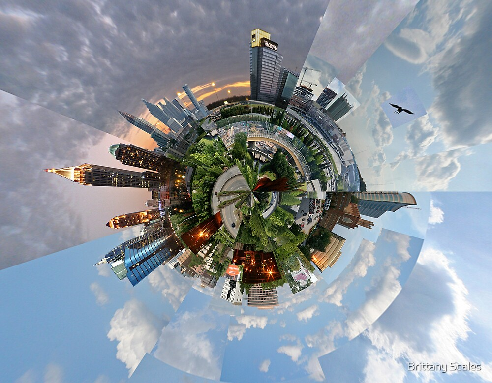 Planet Atlanta by Brittany Scales