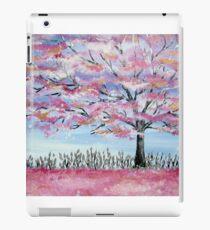 Cherry Blossom tree in Japan iPad Case/Skin