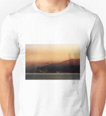 Misty Morning Catalina Island, California USA Unisex T-Shirt