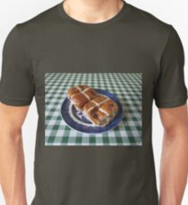 A Foretaste of Easter - Spicy Hot Cross Buns T-Shirt