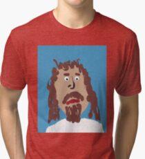 Jésus Tri-blend T-Shirt