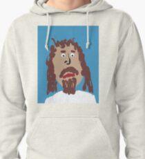 Jésus Pullover à capuche