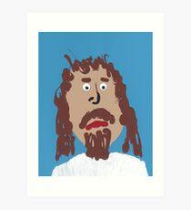Jésus Impression artistique