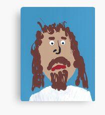 Jésus Impression sur toile