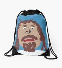 Jésus Drawstring Bag