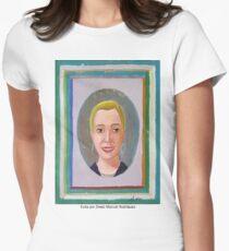 Evita Women's Fitted T-Shirt