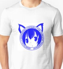 Genetically Engineered Cat Girls for Domestic Ownership Unisex T-Shirt