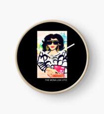 The Mona Lisa Vito  Clock