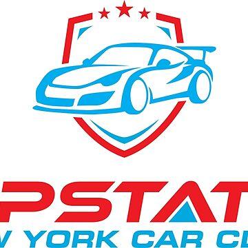 Upstate New York Car Club by dhgoodallllc