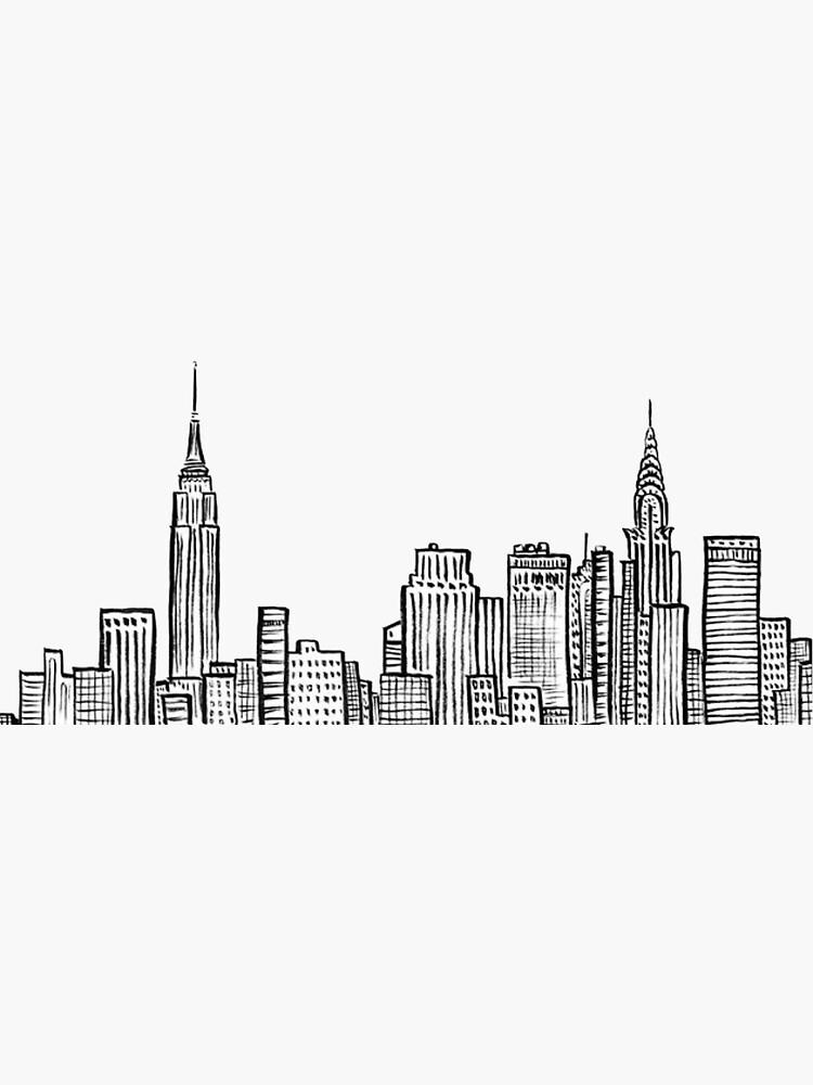 New York City Skyline by cea010