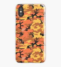 Savage (Camouflage) iPhone Case/Skin