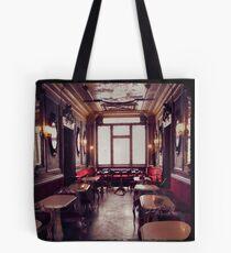 MERCHANT OF VENICE - Florian Tea Room Tote Bag