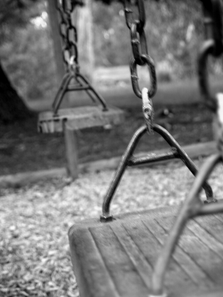 The ageing swing. by Ellimac