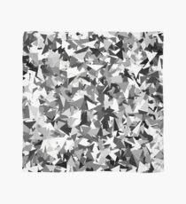 Gray urban camouflage Scarf