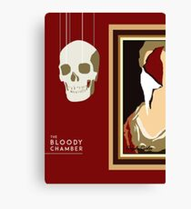 The Bloody Chamber Design Canvas Print