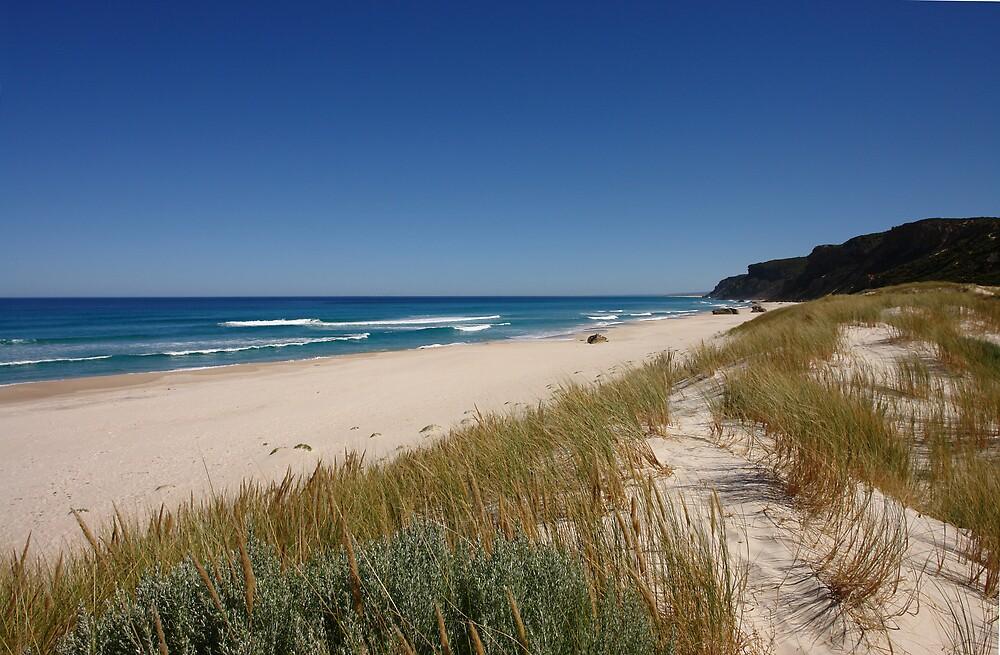 Deserted beach by georgieboy98