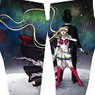 Galaxy Gardians Legs by KatArtDesigns