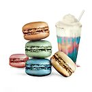 Milkshakes and Macarons by Karin Taylor