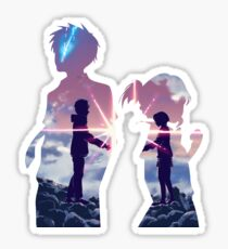 """""""Fate"""" (Your Name) Sticker"""