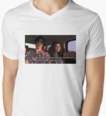 Kim would you stop taking pictures of yourself? Your sister's going to jail.  V-Neck T-Shirt
