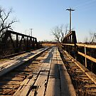 Old Wooden Bridge by CjbPhotography
