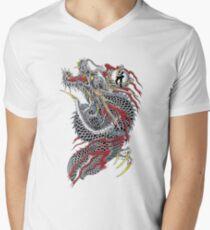Kiryu V-Neck T-Shirt