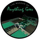 CD - The Museum Of Anything Goes  by SDragonhead