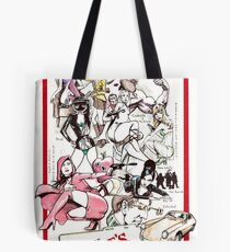 Fairy Tale Spy Academy- Class of 1966 Tote Bag