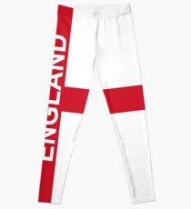England Supporter Banner Leggings