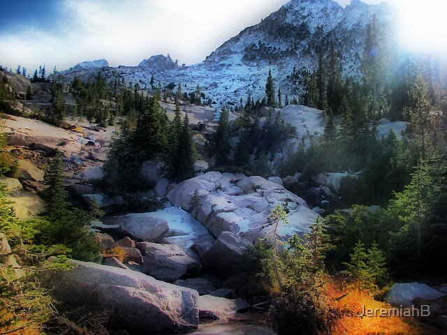 Sawtooth mountain camping trip by JeremiahB