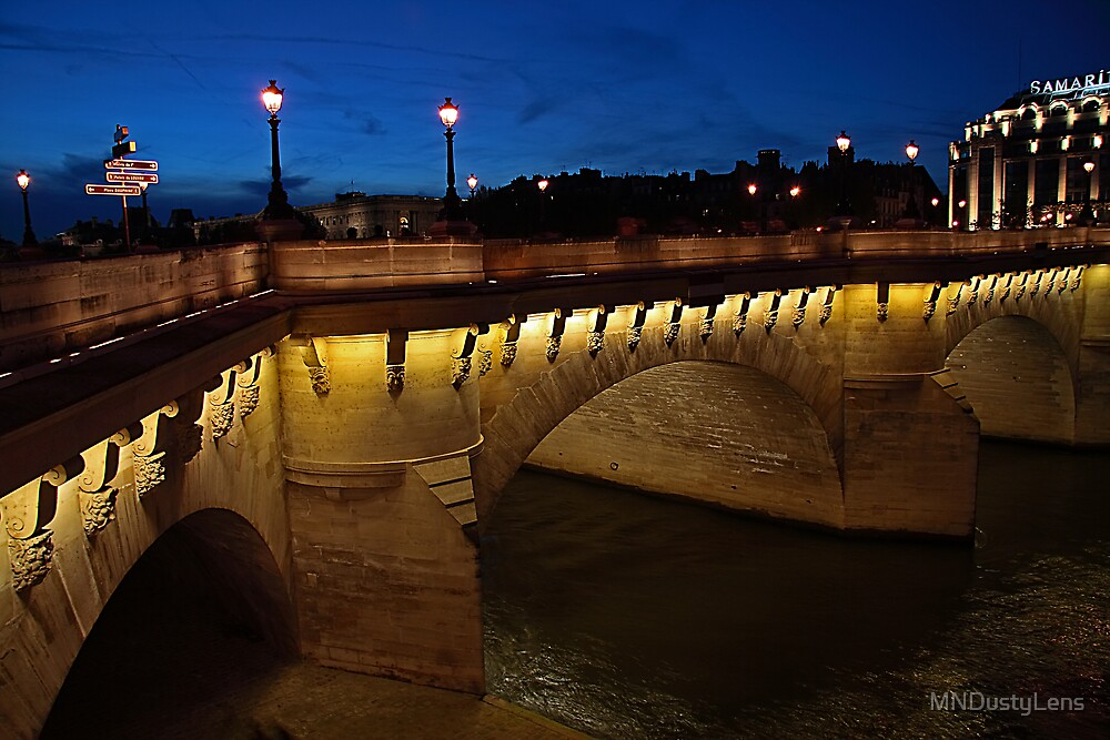Pont Neuf by MNDustyLens
