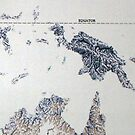 Cartography / rivers by Atlas Designs