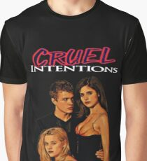 Intentions Of The Cruel Graphic T-Shirt