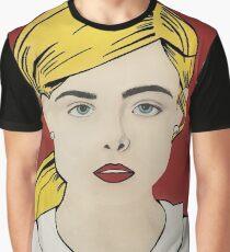 Girl Pop Graphic T-Shirt