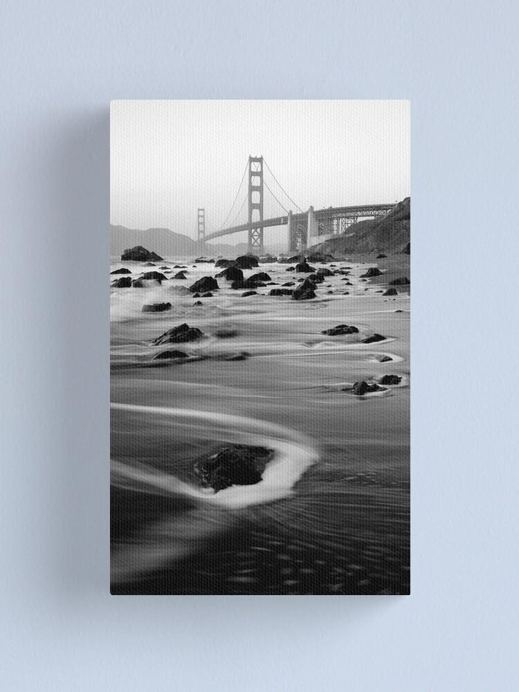 Alternate view of San Francisco, USA. Canvas Print