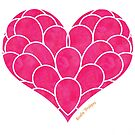Pink Heart by BealaDesigns