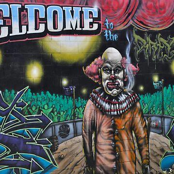 Graffiti Wall by coirodo