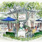 Ross Village Bakery by M Sluce by Wendy Dyer