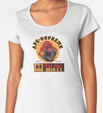 Ape Supreme - Dominance - KB 1.0.0 Drop 0001 Women's Premium T-Shirt
