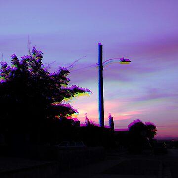 Glitching Pastel Skies by Hey-Argentina