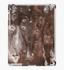They Cross Over Together iPad Case/Skin