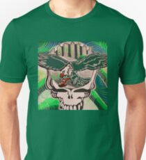 Poised for Flight ~ Wings Spread Bright Unisex T-Shirt