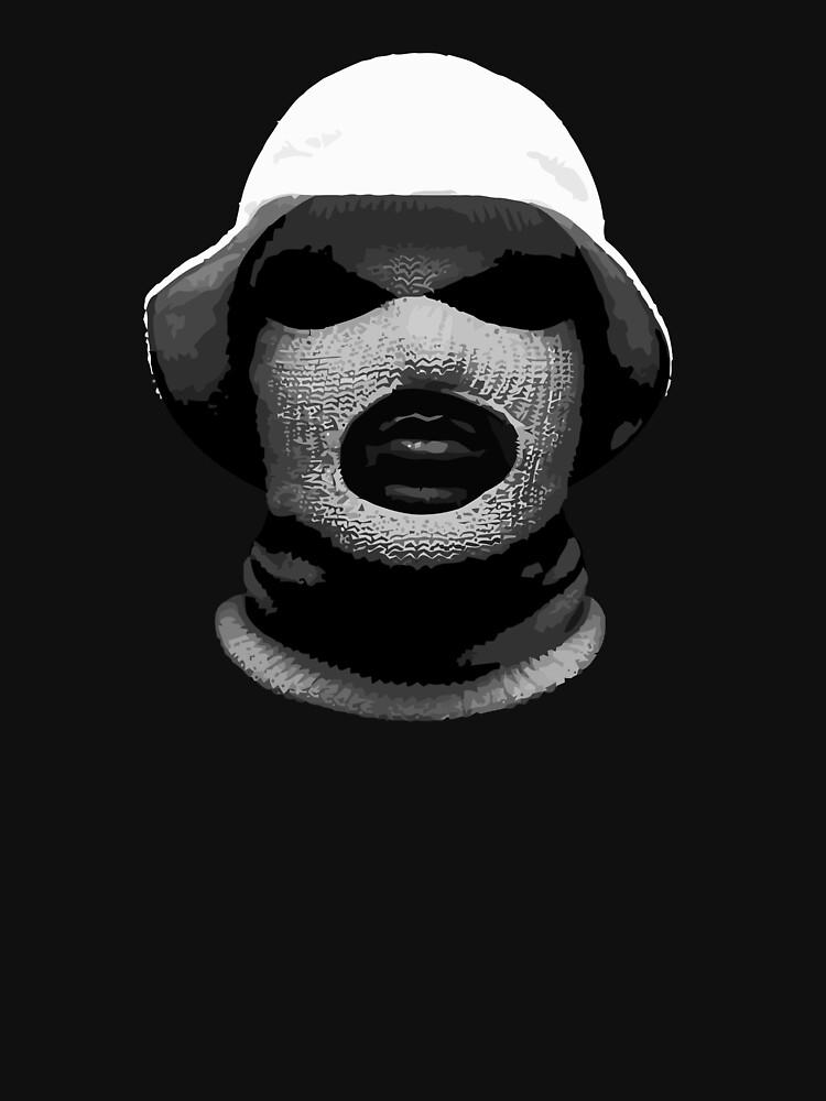 Schoolboy Q - Oxymoron Mask by slippi