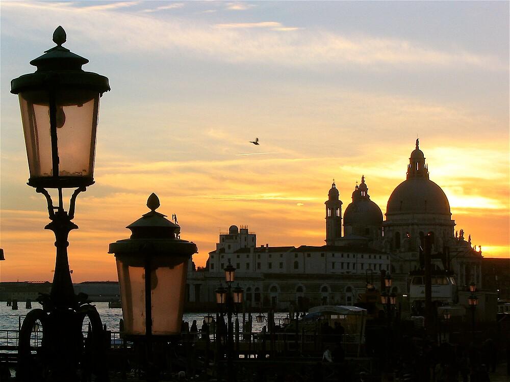 Riva Degli Schiavoni, Venice by C1oud