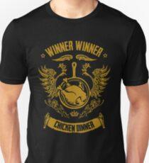 WINNER WINNER CHICKEN DINNER 3 Unisex T-Shirt